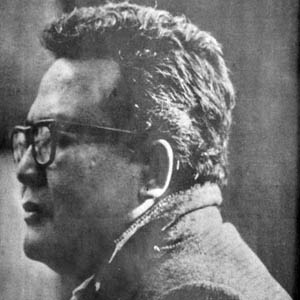 Poet Subagio Sastrowardoyo - age: 71