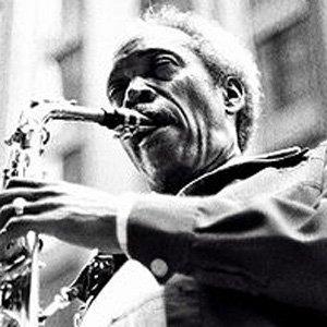 Saxophonist Sonny Stitt - age: 58