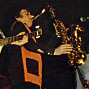 Saxophonist Rudy Pompilli - age: 51
