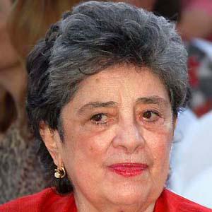 Poet Claribel Alegria - age: 96