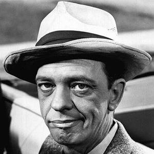 TV Actor Don Knotts - age: 81