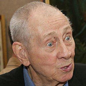 Sculptor Charles Waterhouse - age: 96