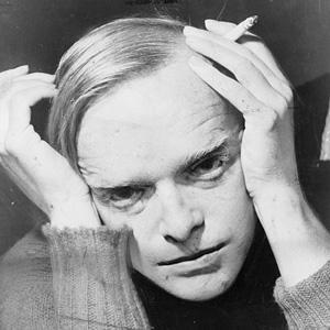 Novelist Truman Capote - age: 59
