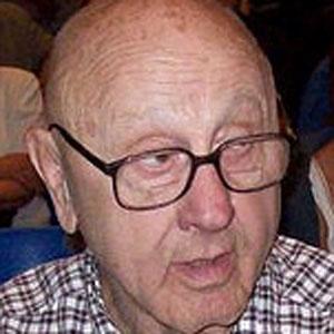 Wrestler Bob Geigel - age: 96