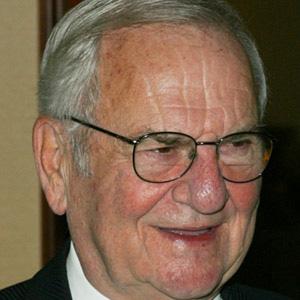 Entrepreneur Lee Iacocca - age: 96