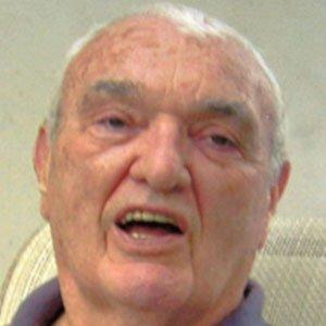 Poet Robert Peters - age: 96