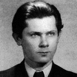 Poet Zbigniew Herbert - age: 73