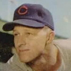 baseball player Warren Hacker - age: 77