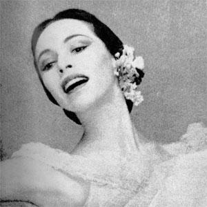 Dancer Maria Tallchief - age: 88