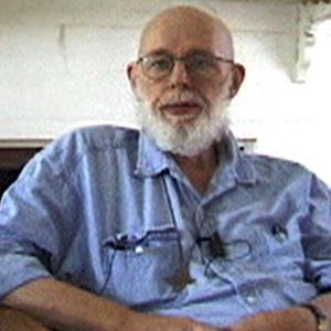 Illustrator Edward Gorey - age: 75