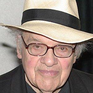 Poet Gerald Stern - age: 92