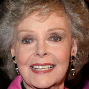 TV Actress June Lockhart - age: 91