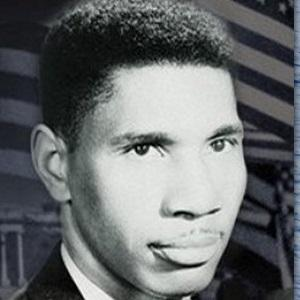 Civil Rights Leader Medgar Evers - age: 37