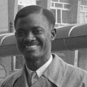 World Leader Patrice Lumumba - age: 35