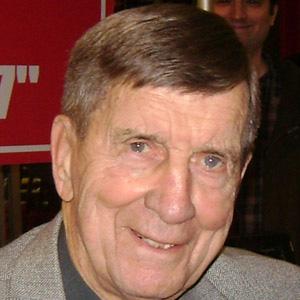 Hockey player Ted Lindsay - age: 95