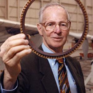 Entrepreneur Paul MacCready - age: 81
