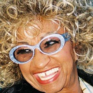 World Music Singer Celia Cruz - age: 77