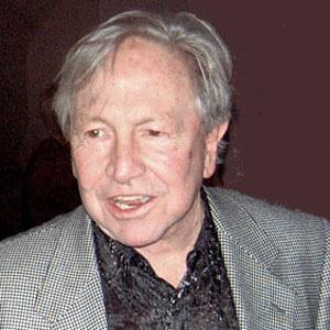 Painter Robert Rauschenberg - age: 82