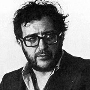 Composer Luciano Berio - age: 77