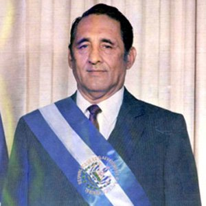 World Leader Jose Napoleon Duarte - age: 64