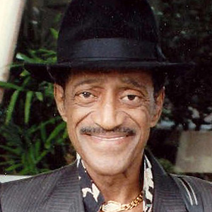 Pop Singer Sammy Davis Jr. - age: 64
