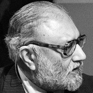 Scientist Abdus Salam - age: 70