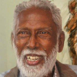 Painter Solamalay Namasivayam - age: 94