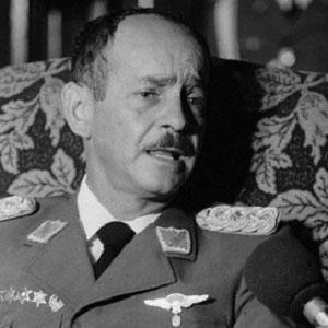 World Leader Hugo Banzer - age: 75