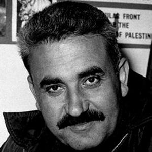 Politician George Habash - age: 81