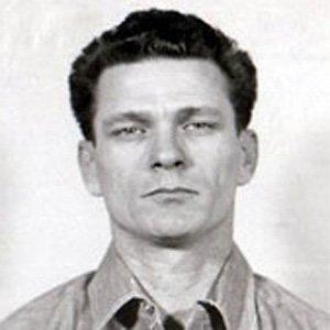 Criminal Frank Morris - age: 36