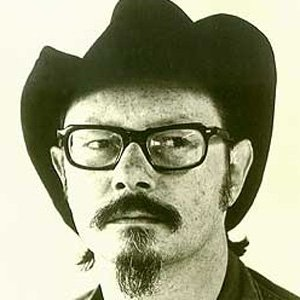 Poet Paul Blackburn - age: 44
