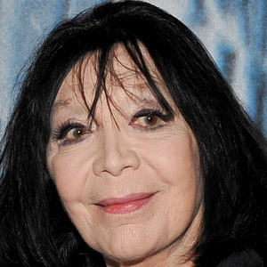 Movie actress Juliette Greco - age: 93
