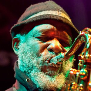 Saxophonist Tommy McCook - age: 71
