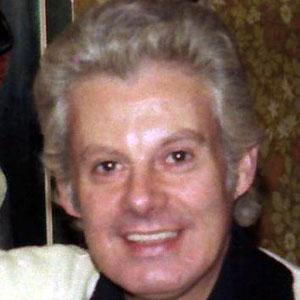 Pop Singer Danny Larue - age: 81