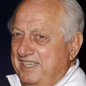 Coach Tommy Lasorda - age: 93
