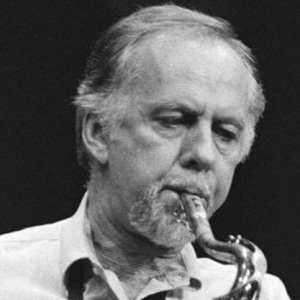 Saxophonist Warne Marsh - age: 60