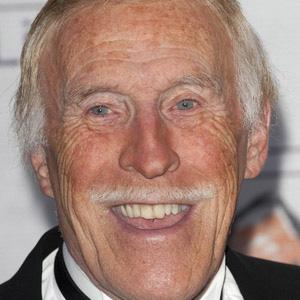 Game Show Host Bruce Forsyth - age: 89