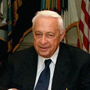 World Leader Ariel Sharon - age: 85