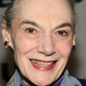Movie actress Marian Seldes - age: 86