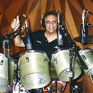 Drummer Hal Blaine - age: 91