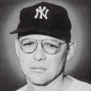 baseball player Ryne Duren - age: 81