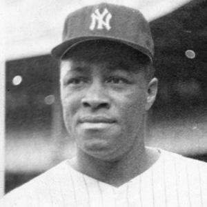 baseball player Elston Howard - age: 51