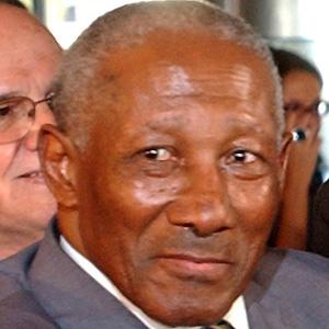 Soccer Player Djalma Santos - age: 91