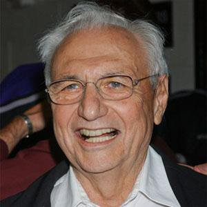 Architect Frank Gehry - age: 88