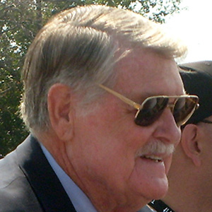 Coach Hayden Fry - age: 91