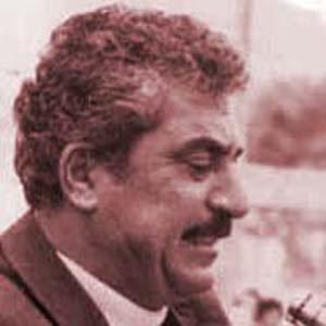 Politician Tawfiq Ziad - age: 65
