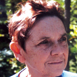 Poet Adrienne Rich - age: 82