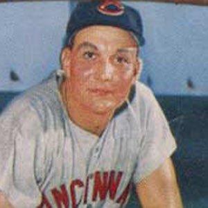 baseball player Wally Post - age: 52