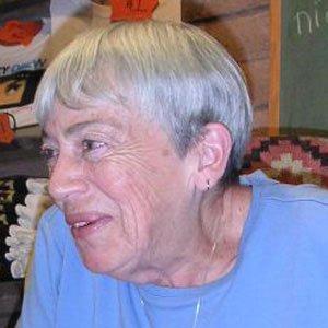 Children's Author Ursula K. Leguin - age: 87