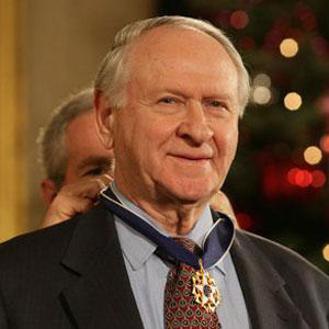 Novelist William Safire - age: 79